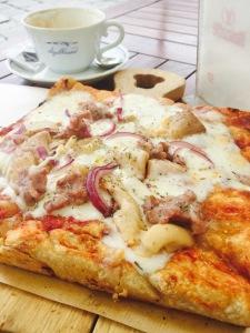 Pizza! bravo!